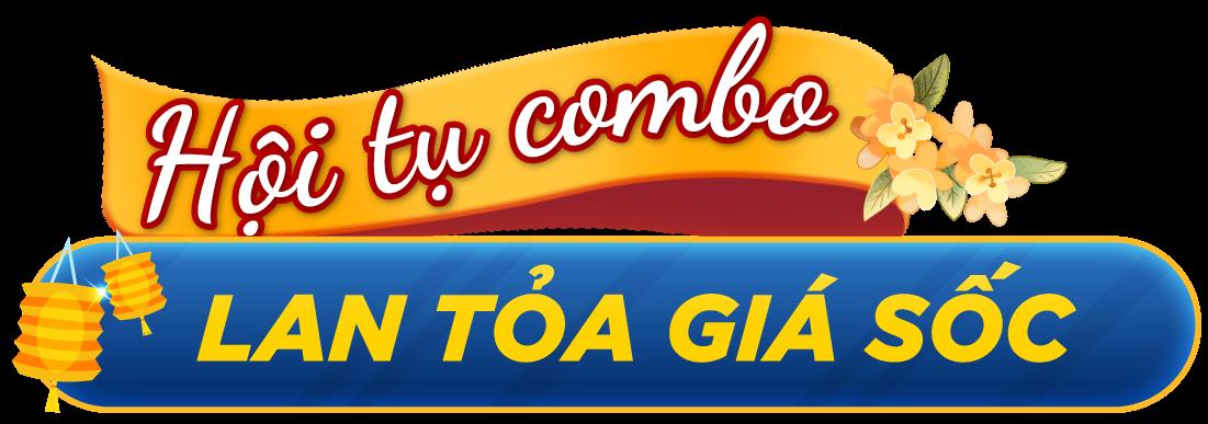tagline Combo